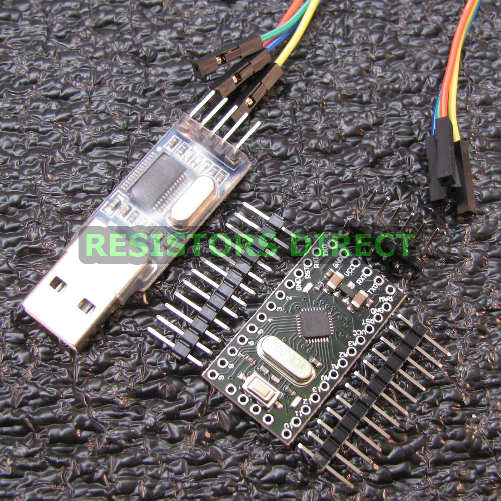 Arduino pro mini compatible usb programmer cable usa